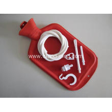 Rubber Reusable Douche Bag  Heat Water  Bag Rubber Enema Bag